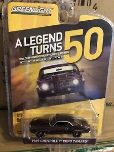 Greenlight  Anniversary Series 1969 Chevrolet COPO Camaro