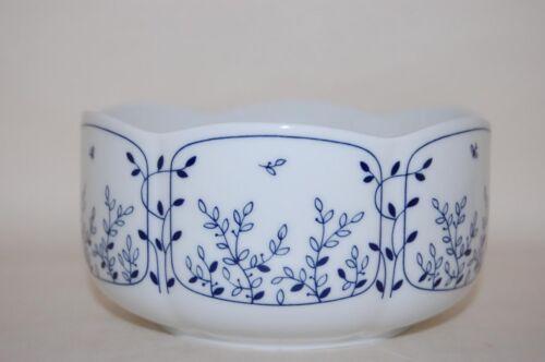 Dessertschale Fleur blau Blätterzauber Tirschenreuth