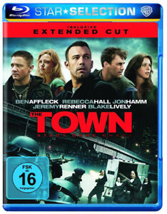 The Town - Stadt ohne Gnade - Extended Cut - Bluray - Neu - Basthorst, Deutschland - The Town - Stadt ohne Gnade - Extended Cut - Bluray - Neu - Basthorst, Deutschland