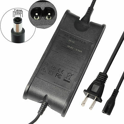 Genuine Dell Inspiron 5323 5720 5423 3520 AC Power Adapter Charger Supply 65W