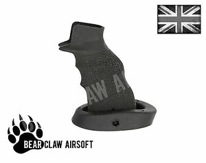 Military Sniper Target Grip Airsoft AEG Black - <span itemprop=availableAtOrFrom>Macclesfield, United Kingdom</span> - Military Sniper Target Grip Airsoft AEG Black - Macclesfield, United Kingdom