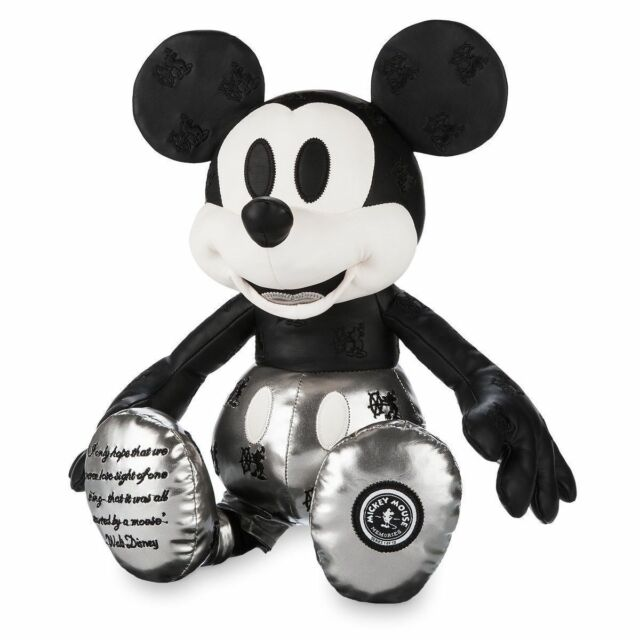 Disney Mickey Mouse Memories Steamboat Willie Limited Plush With