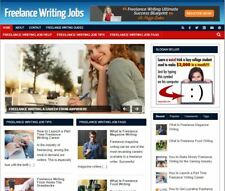 Freelance Writing Ready Made Established Profitable Turnkey Website For Sale