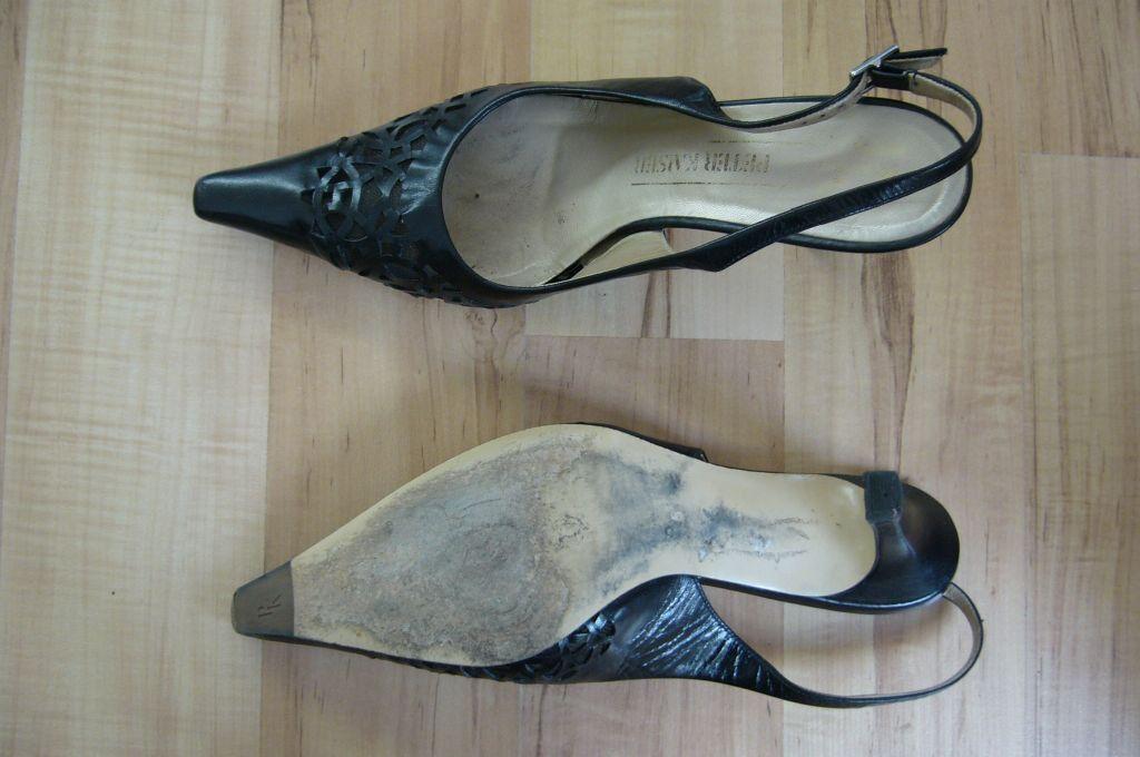 Damen Schuhe, Pumps,Peter Kaiser Gr.5 Echt Leder