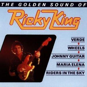 Ricky-King-Golden-sound-of-12-tracks-CD