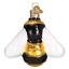 034-Bumblebee-034-12521-X-Old-World-Christmas-Glass-Ornament-w-OWC-Box