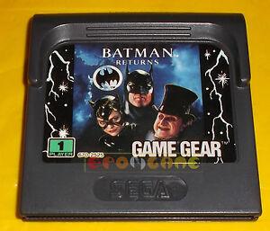 BATMAN-RETURNS-Sega-Game-Gear-Return-SOLO-CARTUCCIA