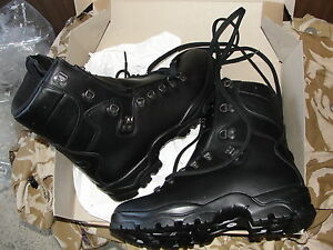 e29edf2ba94 Details about Shoes/Combat Boots Feline Meindl Army Gore-Tex New French Army