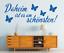 X4440-Wandtattoo-Spruch-Daheim-ist-am-schoensten-Sticker-Wandaufkleber-Aufkleber Indexbild 1