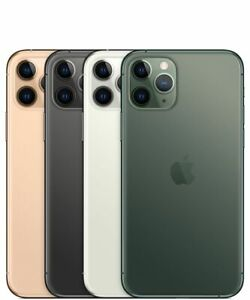 Apple iPhone 11 PRO MAX - 256GB All Colors-GSM & CDMA Unlocked - Apple Warranty