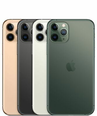 Apple iPhone 11 PRO - 64GB All Colors - GSM & CDMA Unlocked - Apple Warranty