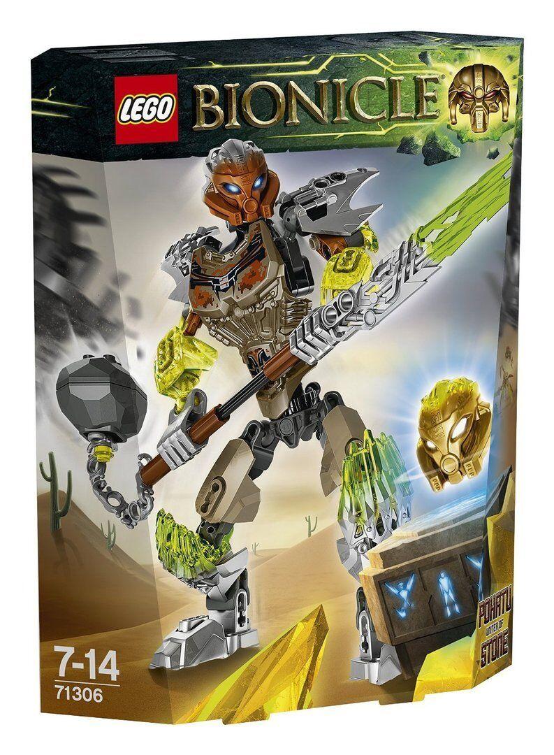 Lego 71306 - Pohatu: Convocador de la Piedra - NUEVO