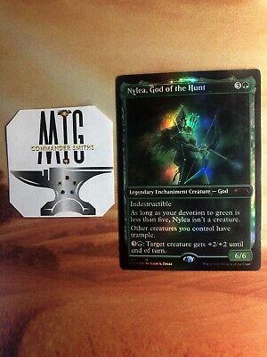 God of the Sun 1x Heliod English Secret Lair MTG Magic Foil NM-Mint