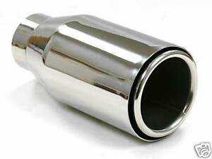 """OBX Racing Sports 2 7//8/"""" Stainless Steel Muffler Tip For Toyota Sequoia"""