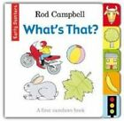 Early Starters: What's That? by Rod Campbell (Board book, 2014)