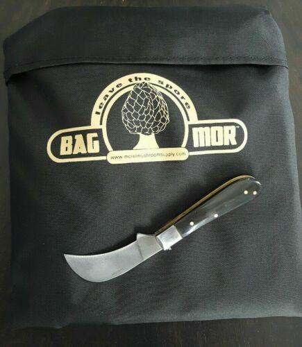 Morel CHAMPIGNON Seau Deluxe Mesh sac et la récolte couteau