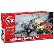 AIRFIX A02066 Focke Wulf Fw190 F-8/A-8 1:72 Aircraft Model Kit