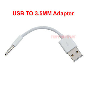 USB-Charger-Data-SYNC-Cable-for-Apple-iPod-Shuffle-3rd-4th-5th-Generation-3-5mm