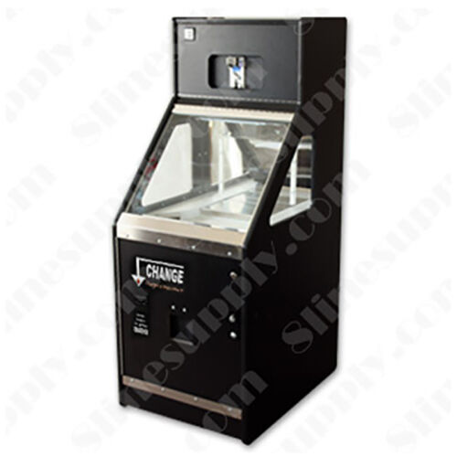 NEW Favorite Coin Pusher w// Bill Changer Skill Stop Token Quarter Slider Arcade