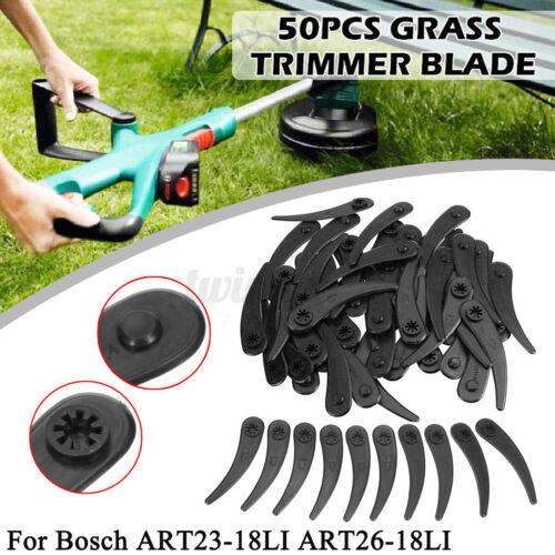 10pc Grass Strimmer Trimmer DuraBlade Blades Set For Bosch ART23-18LI
