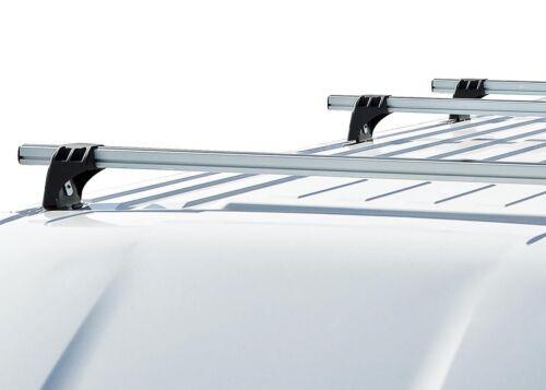 Iveco Daily ab 2000 Dachträger VDP XL Pro200 Alu 3 Stangen Lastenträger