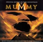 The Mummy [Original Motion Picture Soundtrack] by Jerry Goldsmith (CD, May-1999, Decca)