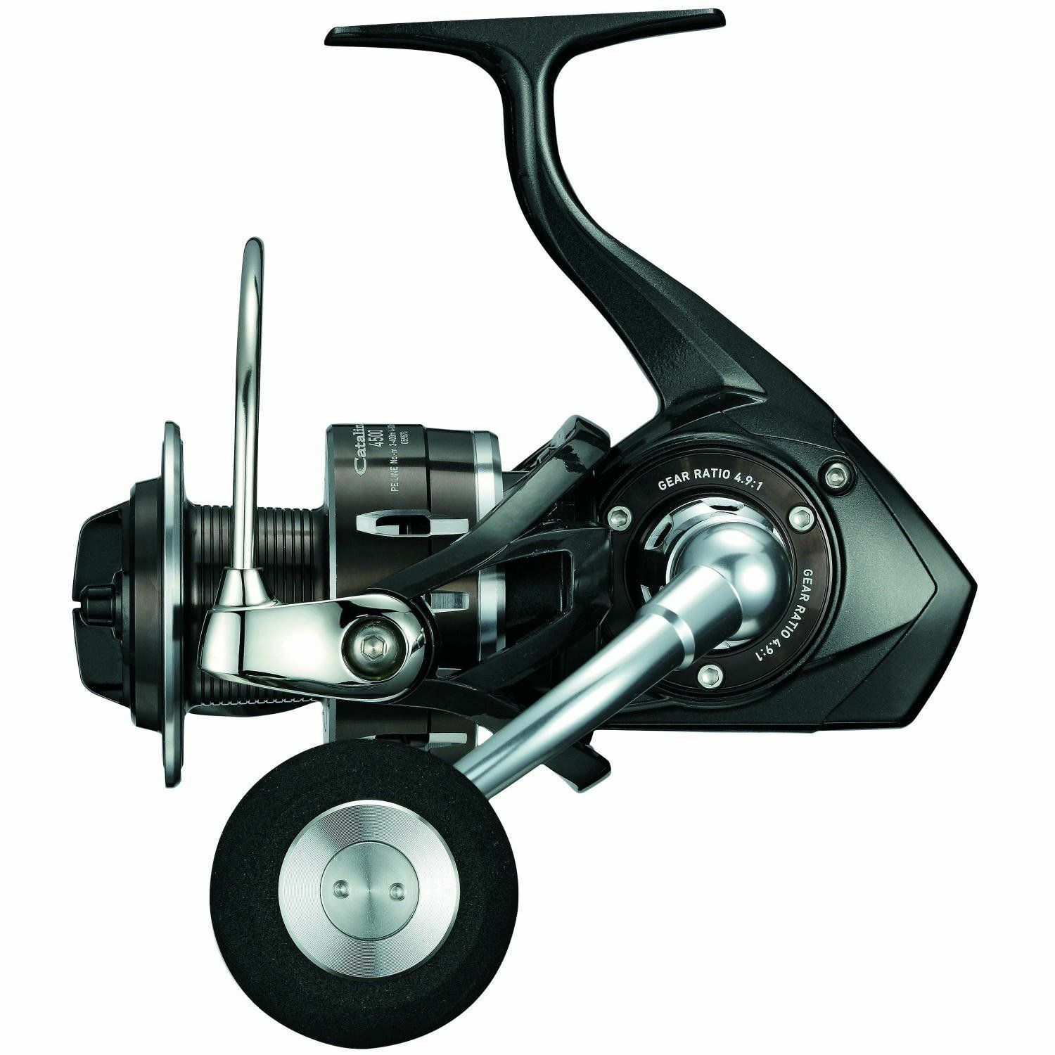 DAIWA 16 Catalina 4000 SPINNING REEL MADE IN JAPAN