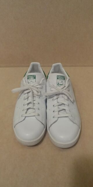 new product 882b1 43bc2 Adidas - Stan Smith Skate Shoes - Men's Size 12 - White and Green