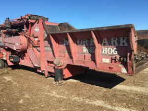 Details about Morbark 6600 Wood Hog Horizontal Grinder