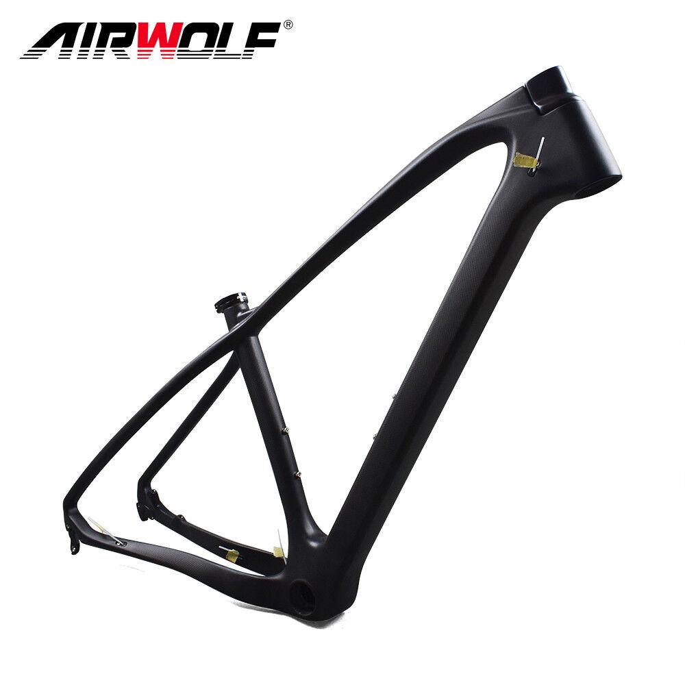T800 voiturebon MTB Frame voiturebone 3k Vélo MTB 15  17  19  Mountain Bike voiturebon Frame