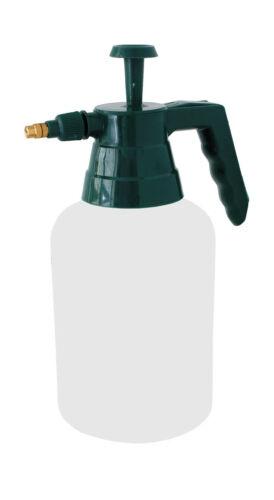 Hand-Drucksprüher 1,5 Liter Handdrucksprüher Drucksprühgerät Pumpsprüher