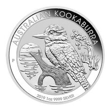 Silbermünze Australian Kookaburra 2019 1 Unze 9999 Silber silver coin 1Oz Oz NEU