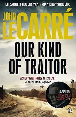 """1 of 1 - """"AS NEW"""" Our Kind of Traitor, Carré, John le, Book"""