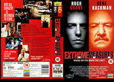 Extreme Measures - Hugh Grant - Used Video Sleeve/Cover #17244
