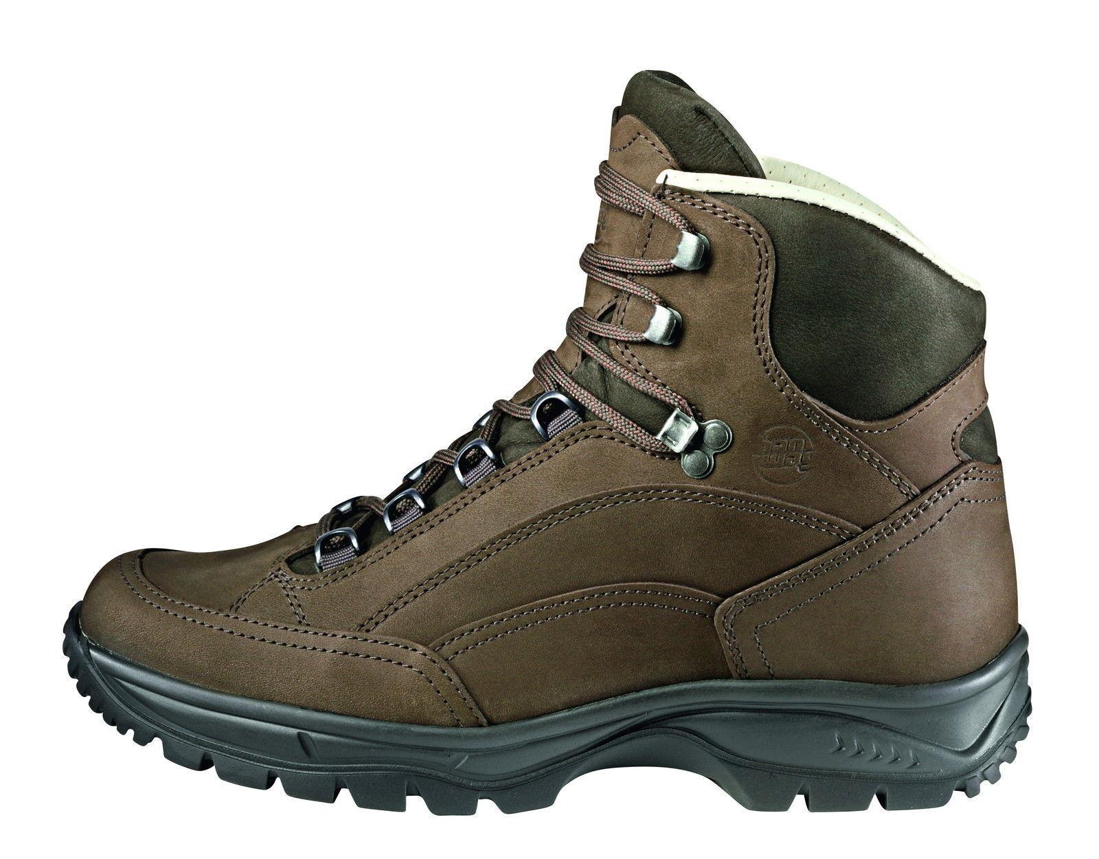 Hanwag Zapatos de Montaña Canyon Men II, Piel, Tierra Tamaño 10-44,5