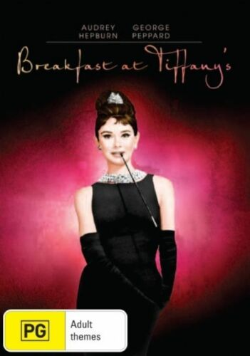 1 of 1 - Breakfast At Tiffany's - 80 Years Of Audrey (DVD, 2009)