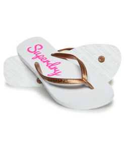 Superdry Womens Super Sleek Flip Flops