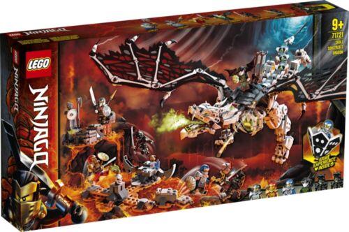 LEGO® NINJAGO® 71721 Drache des Totenkopfmagiers NEU /& OVP