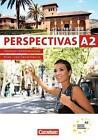 Perspectivas 2. Kurs-, Arbeits-, Vokabeltaschenbuch inkl. Kursraum-CDs von Sara Amann-Marín, Gabriele Forst und Araceli Vicente Alvarez (2007, Taschenbuch)