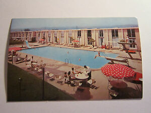 Hilton Inn Int'l Airport San Francisco, CA World Famous Tiger-A-Go-Go Nightclub