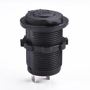 Auto-Car-Motorcycle-Waterproof-Cigarette-Lighter-Socket-Power-Outlet-DC12V