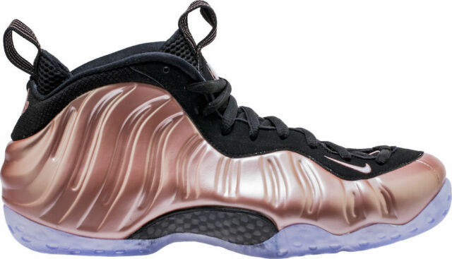 Nike Air Foamposite One 314996-602 Rust Pink White Black DS Size ... acd8ff9bd