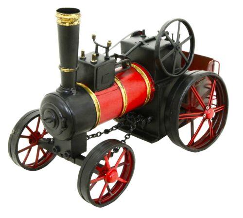 Steam Traction Engine Métal Ornement84102 Rolson