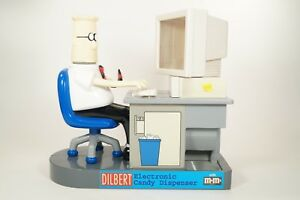 Image Is Loading Dilbert Electronic Candy Dispenser Office Desk Computer Not