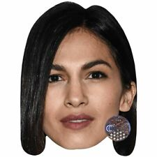 Card Face and Fancy Dress Mask Celebrity Mask Black Hair Yungblood