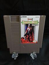 Castlevania 2 Simon's Quest Redaction Nintendo NES English Game