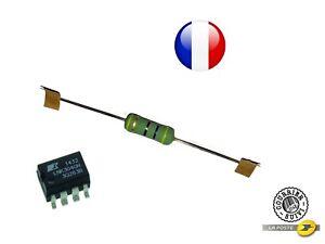 Kit-Lnk304Gn-resistance-47-Ohms-47R-anti-surge-anti-flamme