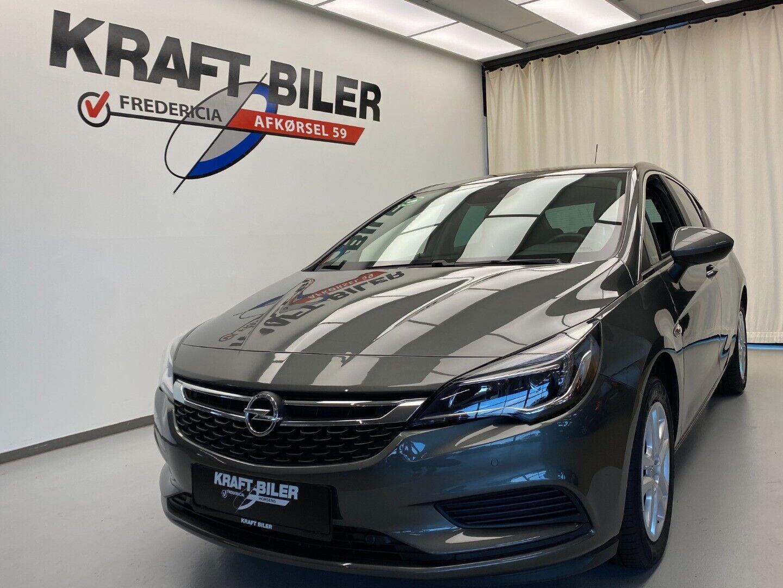 Billede af Opel Astra 1,4 T 150 Enjoy