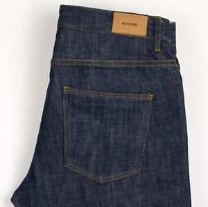 WHYRED Hommes Slim Jeans Jambe Droite Taille W31 L32 ASZ558