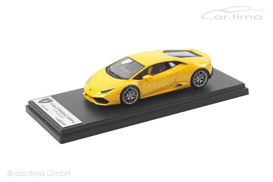 Lamborghini Huracán LP610-4 - yellow midas  - LookSmart - 1 43